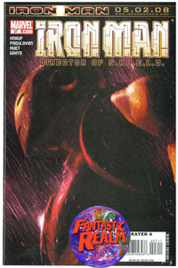IRON MAN #23, 27 DIRECTOR OF SHIELD MARVEL COMICS