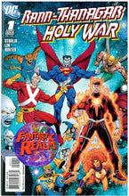 Load image into Gallery viewer, RANN-THANAGAR: HOLY WAR #1, 2, 3, 4, 5, 6, 7, 8 COMPLETE SET DC COMICS