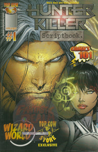 HUNTER KILLER SCRIPTBOOK  #1 (TOP COW COMICS WIZARD WORLD)