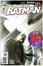 Load image into Gallery viewer, BATMAN: LAST RITES #682, 683 & 684 (2009)  DC COMICS
