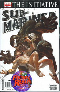 SUB-MARINER: THE INITIATIVE 4 OF 6 VENOM COVER MARVEL COMICS