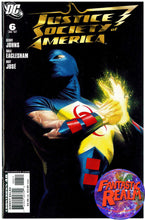Load image into Gallery viewer, JUSTICE SOCIETY OF AMERICA #4, 5 & 6 DC COMICS