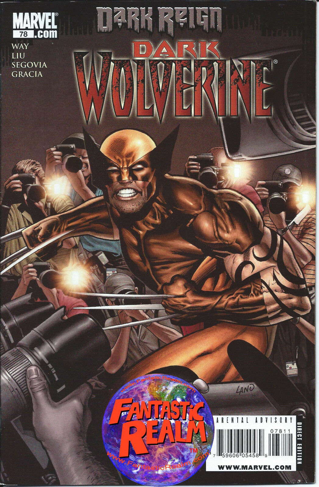DARK WOLVERINE #78 (2009) MARVEL COMICS