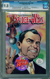 THE AMAZING SPIDER-MAN #599 1970'S VARIANTCGC 9.8 MARVEL COMICS