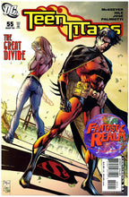 Load image into Gallery viewer, TEEN TITANS # 55 & 57  JUSTICE LEAGUE DC COMICS