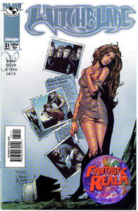 WITCHBLADE #31, 32, 33, 34, & 35 TOP COW IMAGE COMICS