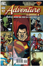 Load image into Gallery viewer, Adventure Comics #511, 512, 513 Last Stand of New Krypton Variants DC