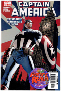 CAPTAIN AMERICA #18 MARVEL COMICS