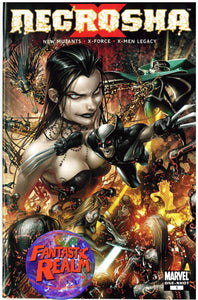 X NECROSHA #1 ONE SHOT MARVEL COMICS