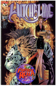 WITCHBLADE #10, 11, 12, 13, 14 & 15 (MICHAEL TURNER COVER)TOP COW IMAGE COMICS