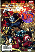 Load image into Gallery viewer, DARK REIGN: THE NEW AVENGERS #53 & 55 MARVEL COMICS