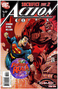 ACTION COMICS #829  DC COMICS
