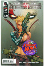 Load image into Gallery viewer, CYBER FORCE HUNTER KILLER #2A & 3A MARK WAID TOP COW IMAGE COMICS