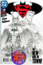 Load image into Gallery viewer, SUPERMAN BATMAN #7 & 8 SKETCH COVER DC COMICS