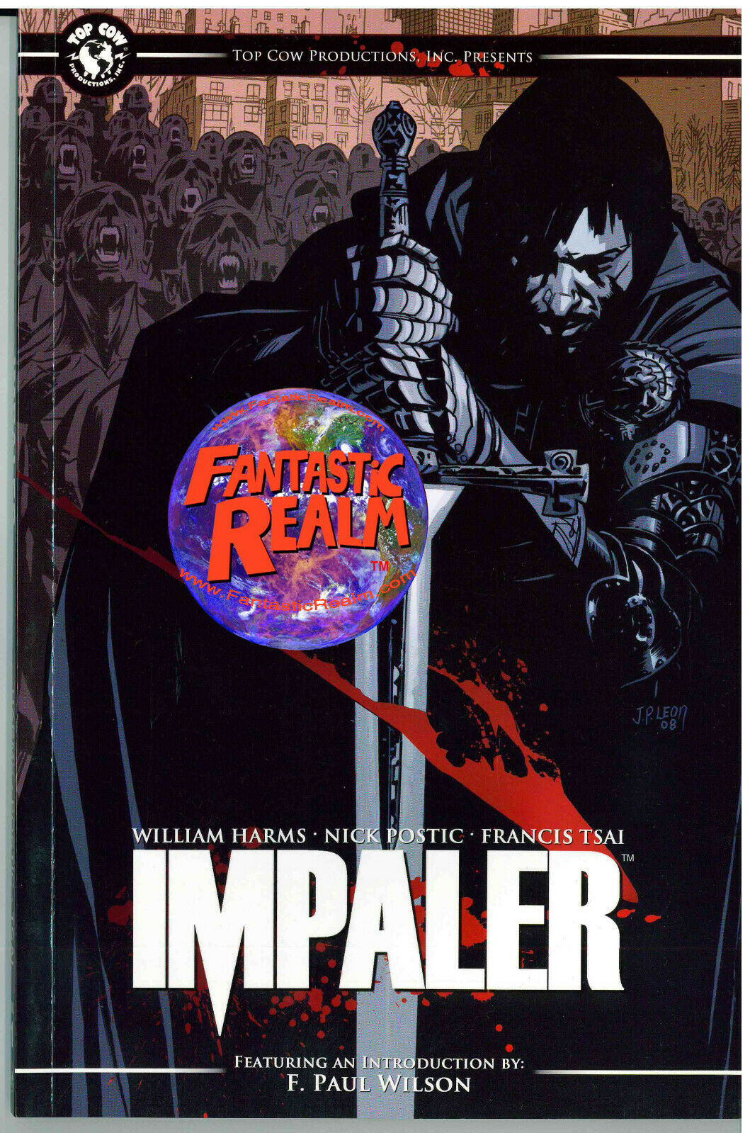 IMPALER TPB TOP COW GRAPHIC NOVEL