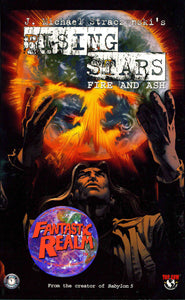 RISING STARS: FIRE AND ASH TPB TOP COW IMAGE COMICS