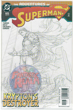 Load image into Gallery viewer, SUPERMAN 202, 203, 625, 626, 812, 625 & 812 sketch, 813 MICHAEL TURNER  DC COMIC