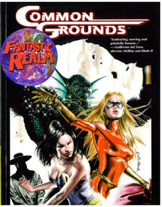 COMMON GROUNDS VOL 1 TPB GRAPHIC NOVEL 1ST PRINT TOP COW IMAGE COMICS