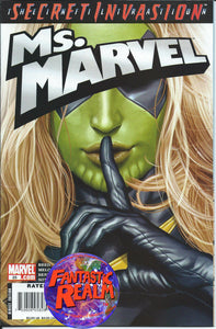 MS. MARVEL #25 SECRET INVASION (2006) CAROL DANVERS MARVEL COMICS