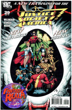 Load image into Gallery viewer, JUSTICE SOCIETY OF AMERICA 29 & 30 (JSA) DC COMICS