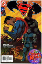 Load image into Gallery viewer, SUPERMAN BATMAN #13a & 13b TURNER COVER VARIANT DC COMICS