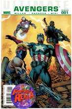 Load image into Gallery viewer, ULTIMATE AVENGERS #1, 2, 3 & 4 PACHECO COVERS MARVEL COMICS