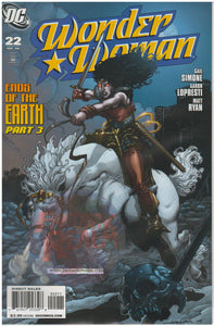 Wonder Woman #22 (Sep 2008) DC COMICS