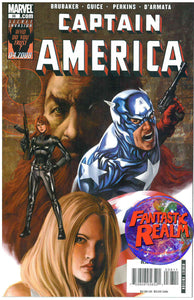 CAPTAIN AMERICA #36 MARVEL COMICS