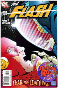 THE FLASH #234, 235, 236, 238 DC COMICS