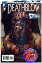 Load image into Gallery viewer, DEATHBLOW VOLUME 2 #1 & 2 DC WILDSTORM COMIC