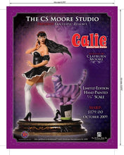 Load image into Gallery viewer, GRIMM FAIRY TALES WONDERLAND SOLD OUT CALLIE STATUE - CS MOORE 1 of 1200 (#25)