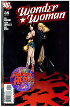 Load image into Gallery viewer, WONDER WOMAN #34 & 35 LOPRESTI BLACK CANARY DC COMICS