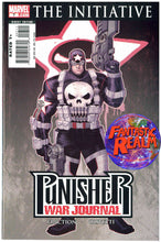Load image into Gallery viewer, PUNISHER WAR JOURNAL #3, 4, 5, 6 & 7A (CAPTAIN AMERICA VARIANT COVER) MARVEL