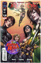 Load image into Gallery viewer, FUSION #2 & 3 IMAGE TOP COW (AVENGERS, CYBERFORCE, THUNDERBOLTS, HUNTER-KILLER)