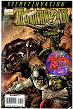 Load image into Gallery viewer, THUNDERBOLTS #125 & 127 1:10 VILLAINS VARIANT VENOM MARVEL COMICS