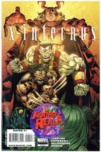 Load image into Gallery viewer, X-INFERNUS #1, 2, 3, 4 WOLVERINE COVER & 4 VARIANT MARVEL COMICS