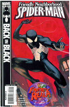 Load image into Gallery viewer, FRIENDLY NEIGHBORHOOD SPIDERMAN 17, 18, 19,  20, 21, 22 &23 BACK IN BLACK MARVEL