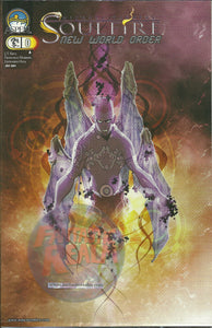SOULFIRE #0: NEW WORLD ORDER (2007) ASPEN