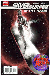 MARVEL SILVER SURFER IN THY NAME #1 & 2 MICHAEL TURNER COVER MARVEL COMICS