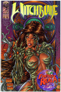 WITCHBLADE #8 (MICHAEL TURNER COVER)TOP COW IMAGE COMICS