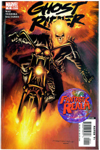 GHOST RIDER #1 MARK TEXEIRA COVER MARVEL COMICS