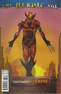 Dark Wolverine 86: The Heroic Age Limited variant MARVEL COMICS