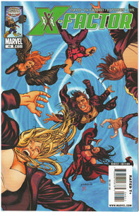 X-FACTOR #29 DIVIDED WE STAND & 49 (2006) MARVEL COMICS