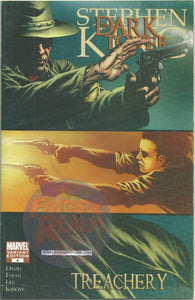 DARK TOWER TREACHERY #4 VARIANT STEPHEN KING MARVEL COMICS