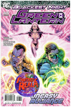Load image into Gallery viewer, BLACKEST NIGHT #46 & BRIGHTEST DAY GREEN LANTERN CORPS #47 DC COMIC BOOKS
