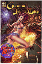 Load image into Gallery viewer, GRIMM FAIRY TALES 21, 22, 23, 23B, 25 MANY EBAS COVER ZENESCOPE COMICS