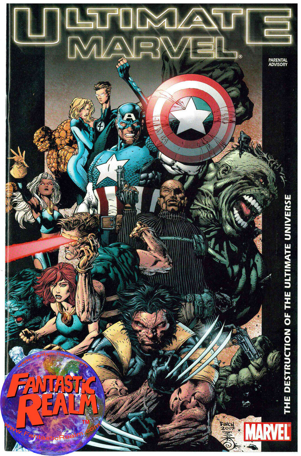 ULTIMATE MARVEL SAMPLER (2007) MARVEL COMICS