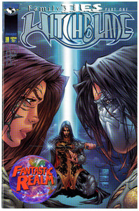 WITCHBLADE #16, 17, 18, 18A, 19 & 20 (MICHAEL TURNER COVER)TOP COW IMAGE COMICS