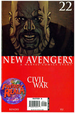 Load image into Gallery viewer, NEW AVENGERS #22, 23, 24 & OPENING SHOT SKETCHBOOK CIVIL WAR MARVEL COMICS