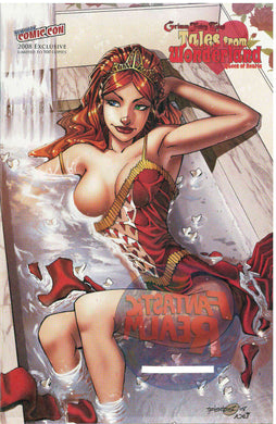 GRIMMS FAIRY TALES TFW #1 NY CON QUEEN OF HEARTS EXCLUSIVE VARIANT 1:500